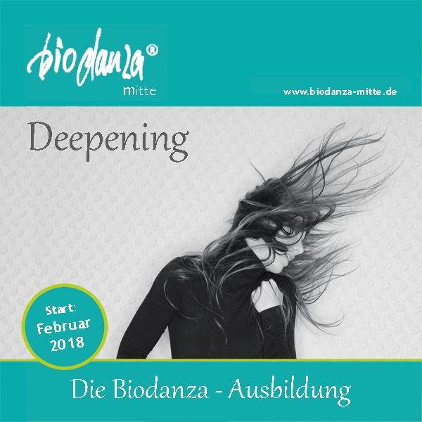 Biodanza Basis-Ausbildung Deepening